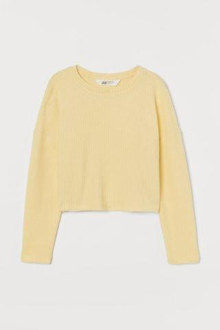 KIDS Boxy Sweater