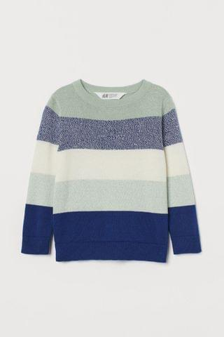 KIDS Fine-knit Sweater