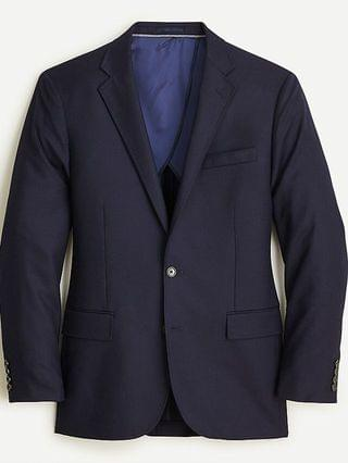 MEN Ludlow Slim-fit Legacy blazer in Italian wool flannel