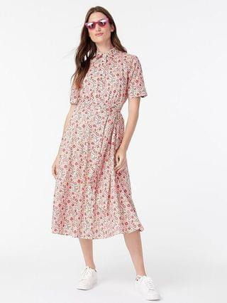 WOMEN Belted shirtdress in Liberty Danjo floral
