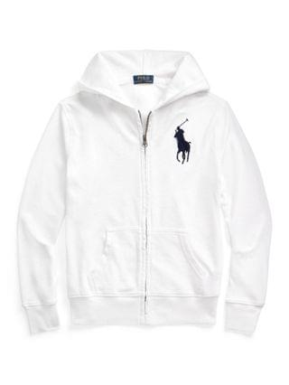 KIDS Big Boys Big Pony Full-Zip Hoodie
