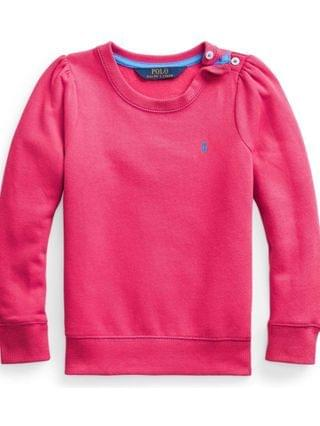 KIDS Little Girls Fleece Sweatshirt