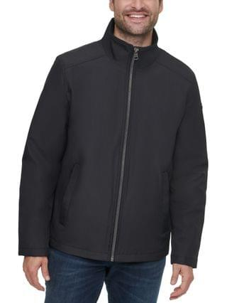 MEN Full-Zip Stand-Collar Lightweight Jacket
