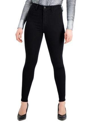 WOMEN Juniors' Skyscraper High-Rise Skinny Jeans