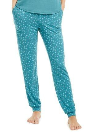 WOMEN Ultra-Soft Knit Jogger Pajama Pants Created for Macy's