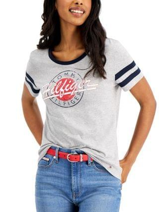 WOMEN Cotton Logo T-Shirt