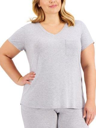 WOMEN Plus Size Pajama T-Shirt Created for Macy's