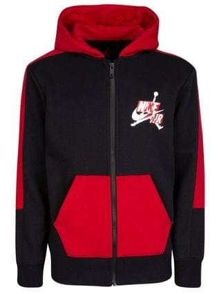 KIDS Little Boys Jumpman Classics Full-Zip Hoodie