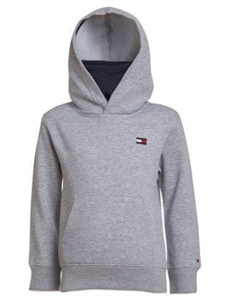 KIDS Big Boys Integrated Facemask Pullover Hoodie