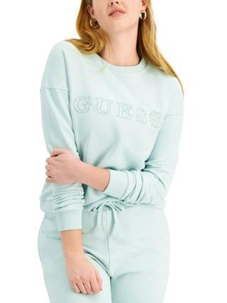 WOMEN Embroidered Logo Sweatshirt