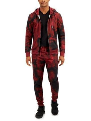 MEN INC Men's Charted Track Suit Separates Created for Macy's