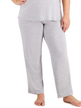 WOMEN Plus Size Essential Pajama Pants Created for Macy's