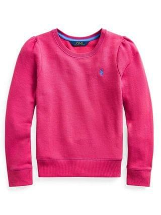 KIDS Big Girls Fleece Sweatshirt