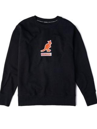 MEN Embroidery Crew Sweatshirt