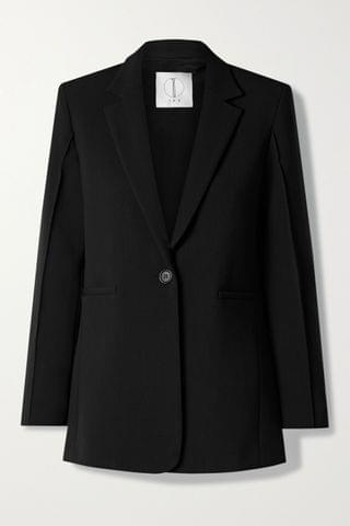 WOMEN TRE BY NATALIE RATABESI The Arielle crepe blazer