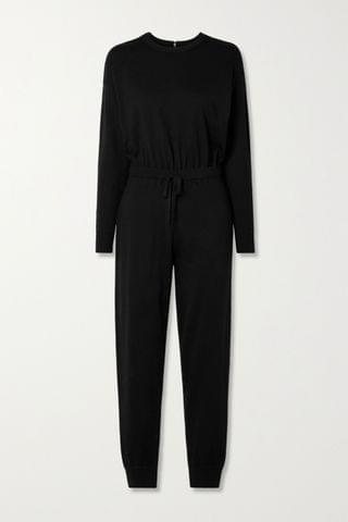 WOMEN ALICE + OLIVIA Nikita wool-blend jumpsuit