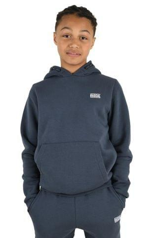 KIDS Rascal Boys Grey Essentials Hoody