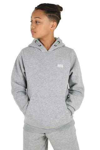 KIDS Rascal Boys Grey Essential Hoody
