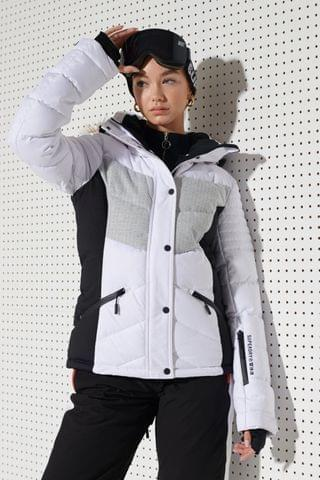WOMEN Superdry Snow Luxe Padded Jacket