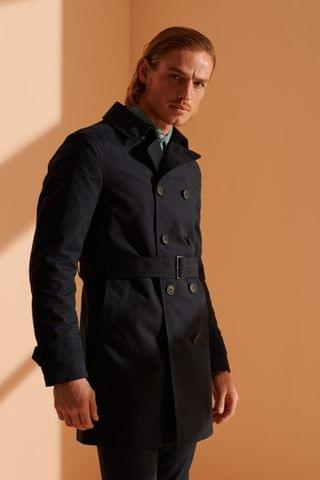 MEN Superdry Iconic Trench Coat