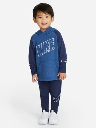 KIDS Toddler Hoodie and Joggers Set Nike Dri-FIT