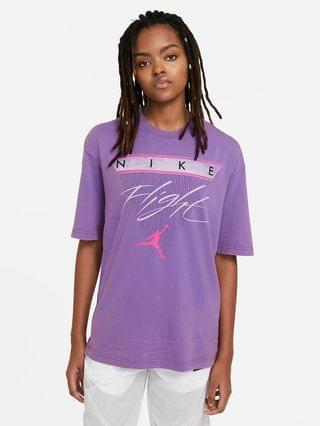 WOMEN Short-Sleeve T-Shirt Jordan Flight