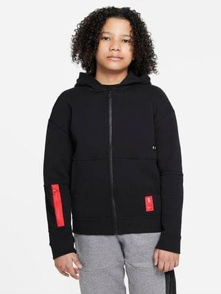 KIDS Big Kids' (Boys') Full-Zip Hoodie Kyrie
