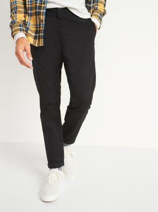 MEN Athletic Taper Lived-In Non-Stretch Pants for Men