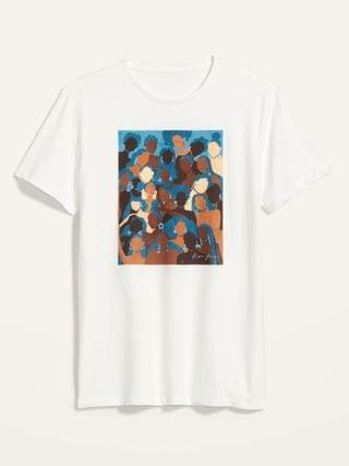 MEN Project WE Black History Month Tee for Adults