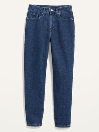 WOMEN High-Waisted O.G. Straight Ankle Jeans for Women