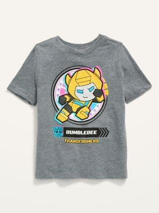 KIDS Unisex Transformers Short-Sleeve Tee for Toddler