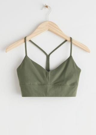 WOMEN Halter Yoga Bra