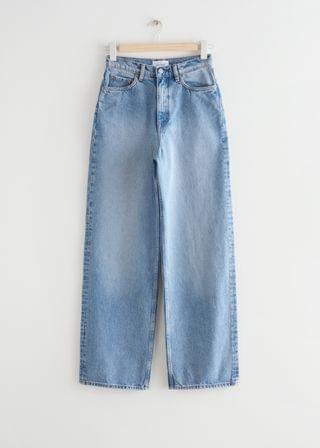 WOMEN Dear Cut Jeans