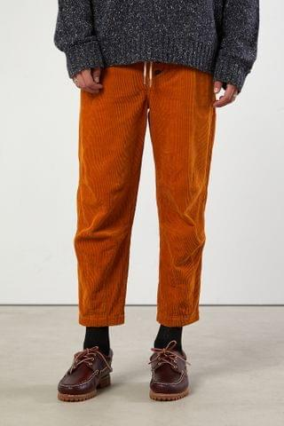 MEN Fried Rice Tapered Corduroy Pant