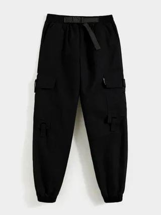 WOMEN KOYYE Men Street Style Hip Hop Cargo Pants
