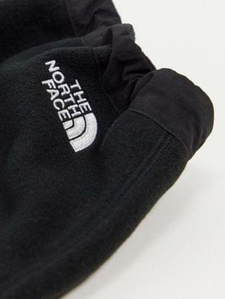 The North Face Windwall neck gaiter in black