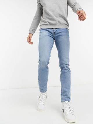 TEST LEVI Levi's 510 skinny fit jeans in lefkas sandstorm advanced light wash