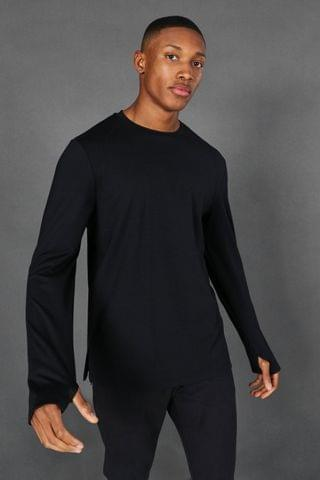 MEN Active Premium Yoga Long Sleeve Top