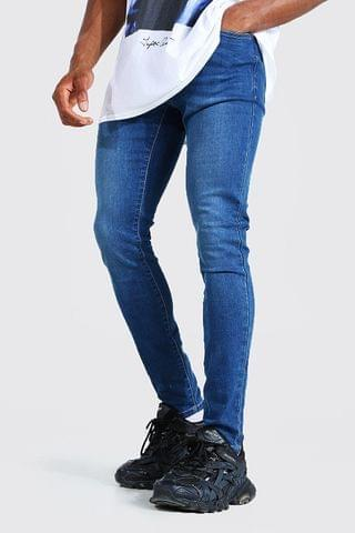 MEN Super Skinny Stretch Jean