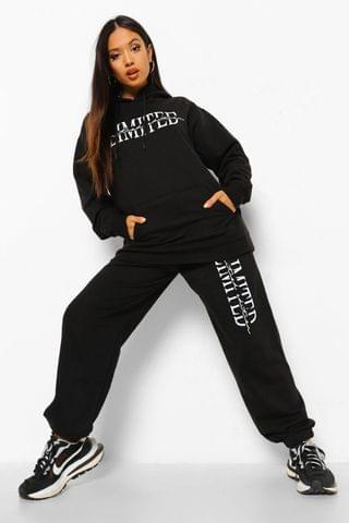 WOMEN Petite Limited Edition Printed Jogger