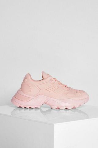 WOMEN Chunky Detailed Trainer