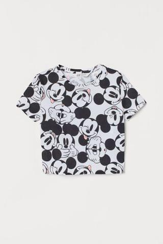 KIDS Short Printed T-shirt