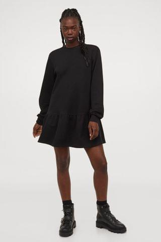WOMEN Sweatshirt Dress