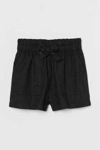 KIDS High Waist Shorts