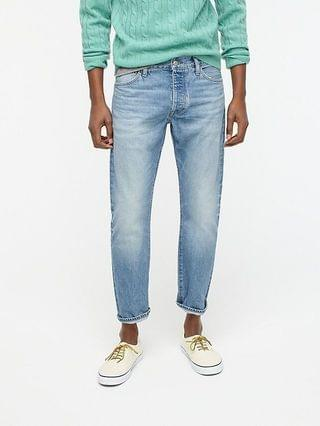 MEN 770 Straight-fit jean in Japanese selvedge denim