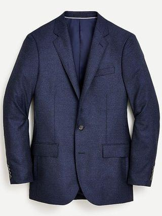 MEN Ludlow Slim-fit suit jacket in Italian cashmere