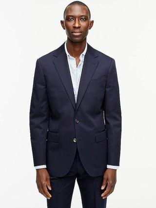 MEN Ludlow Classic-fit suit jacket in Italian chino