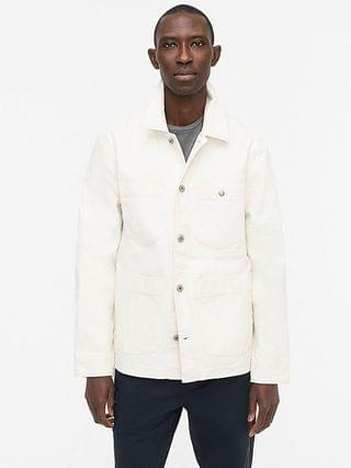 MEN Wallace & Barnes duck canvas utility chore jacket