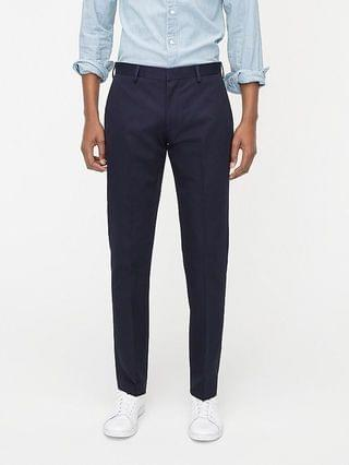 MEN Ludlow Slim-fit suit pant in Italian chino