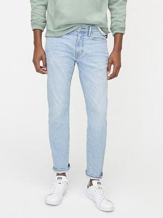 MEN 484 Slim-fit stretch jean in seven-year wash